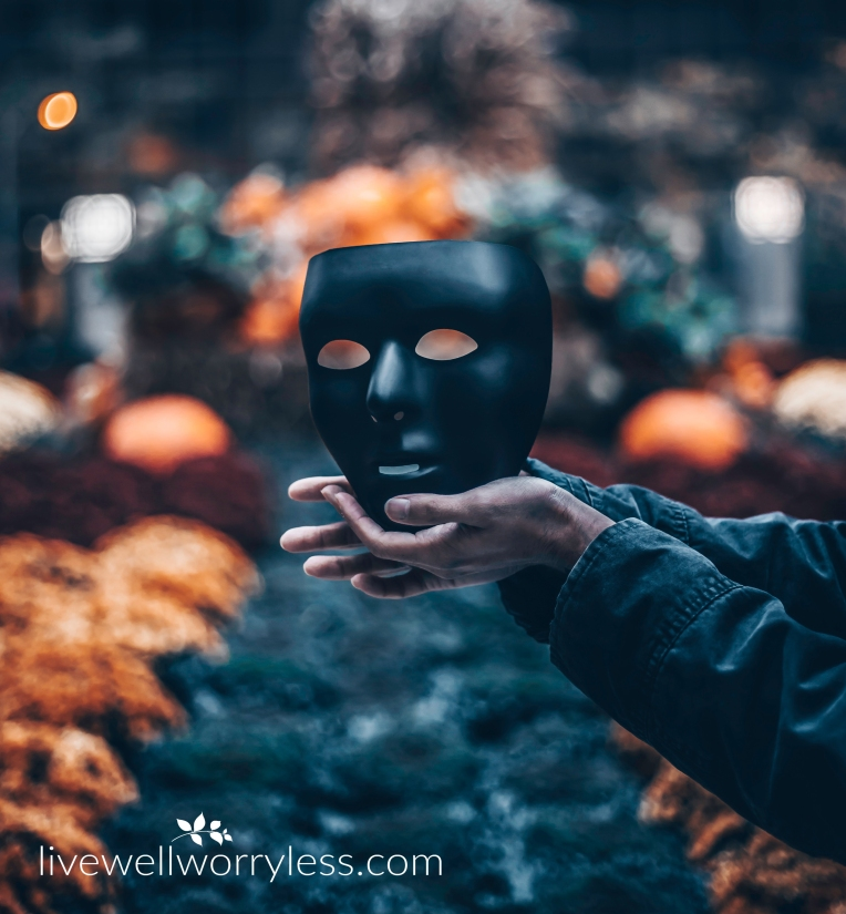 why you must remove your mask