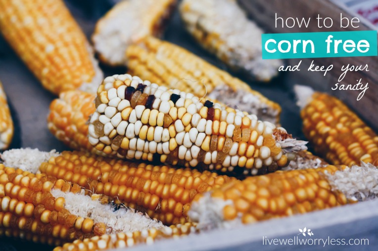 how to be corn free