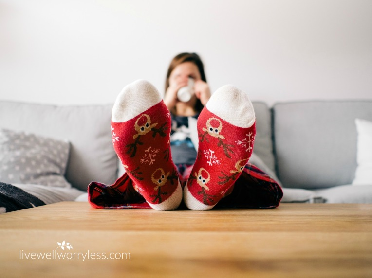 choose rest over stress this christmas