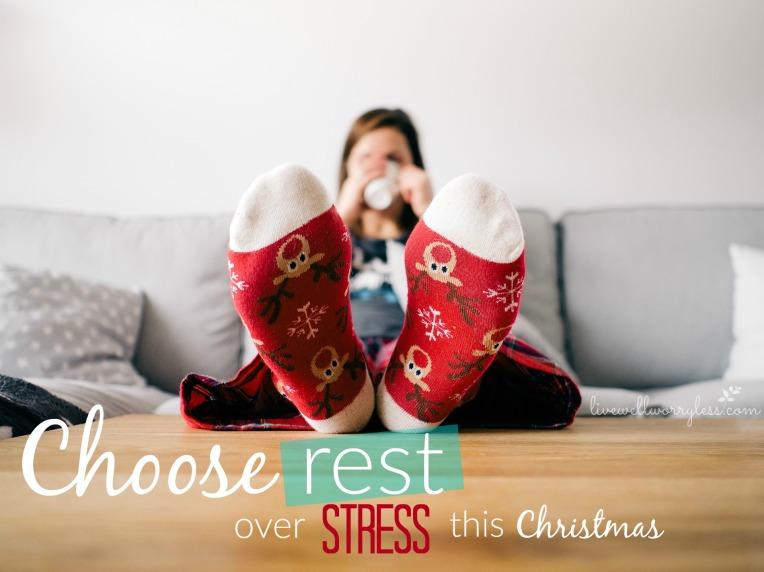 Christmas Rest