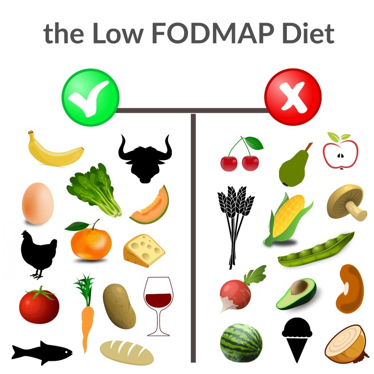 low fodmap foods